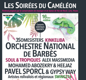 Festival du Caméléon