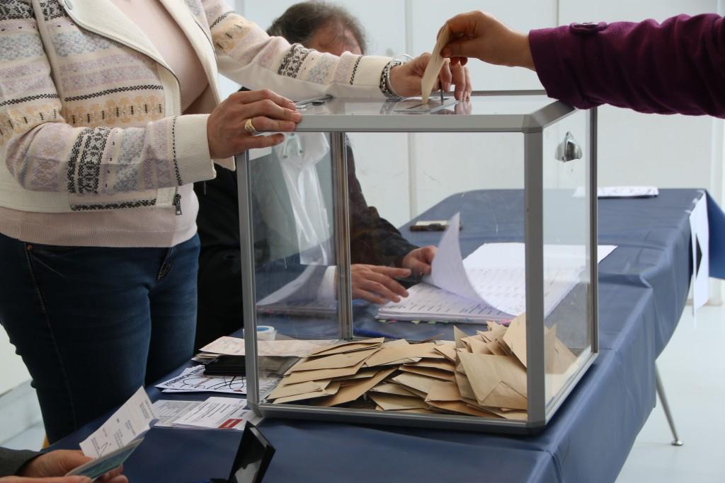 Jour d'élections