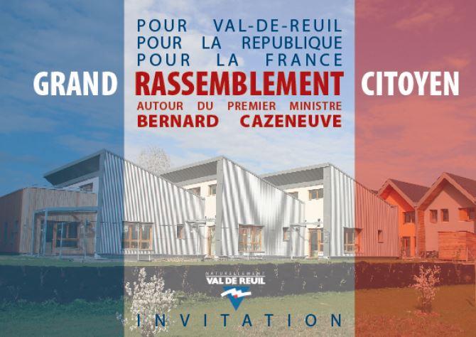 Cazeneuve à Val-de-Reuil