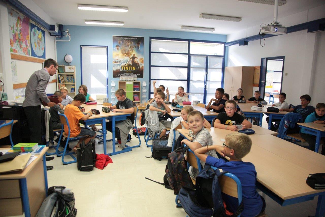 L'éducation et la formation : une priorité de tous les instants