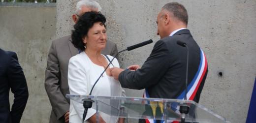 Geneviève Adiasse, chevalier de l'ordre national du mérite !