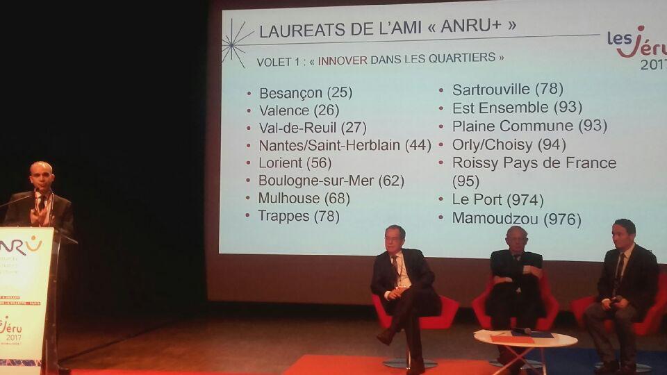 Val-de-Reuil lauréate catégorie innovation