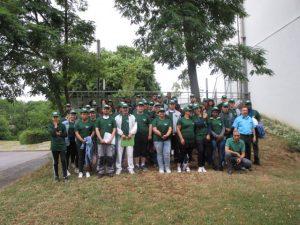 42 jeunes Rolivalois sur les chantiers jeunes