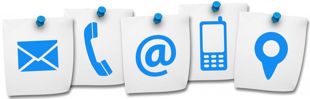 Téléphones, adresses, courriels utiles