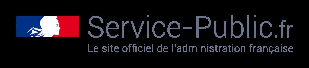 Le site officiel de l'administration française