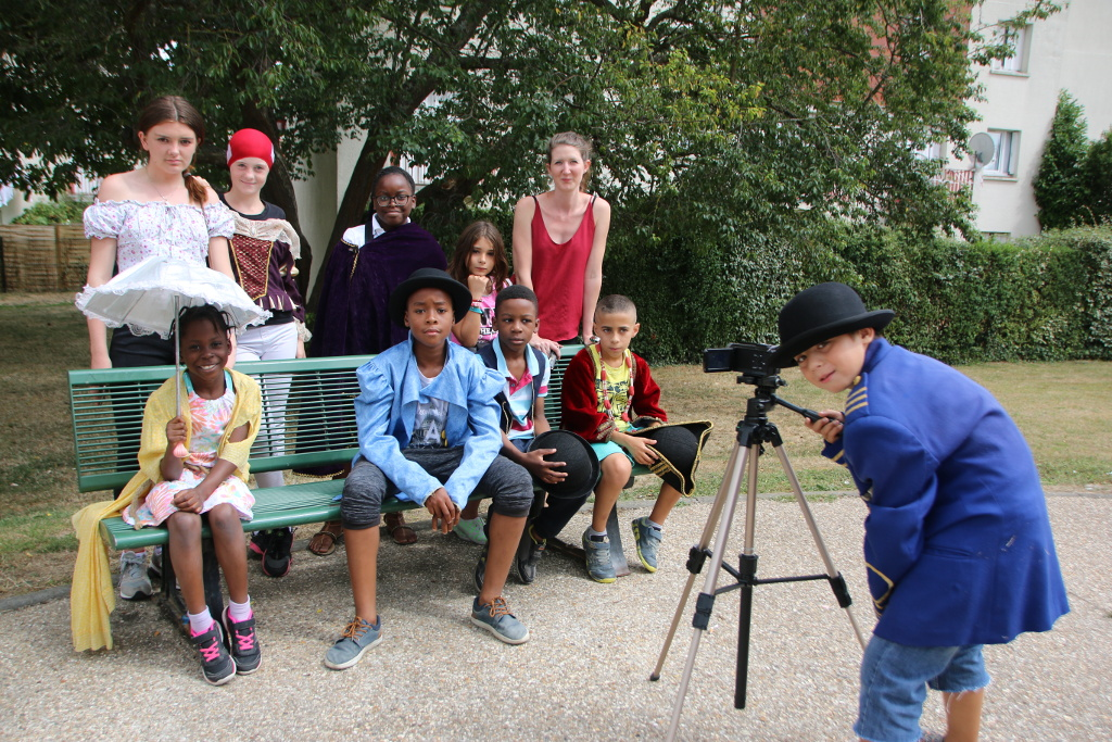 Les jeunes Rolivalois font leur cinéma!