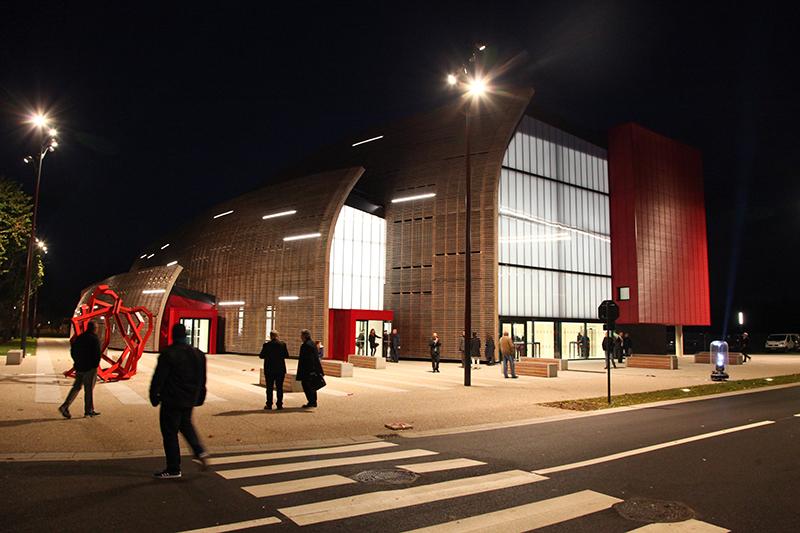 Le théâtre de l'Arsenal