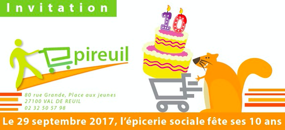 Epireuil fête ses 10 ans !