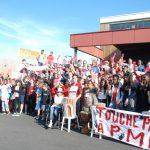 Pierre Mendes France - la mobilisation en 2016