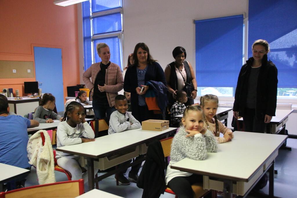Quatre établissements rolivalois sont en effet concernés par la mesure gouvernementale qui vise, dans les écoles situées en REP+, à dédoubler les classes de CP + pour aboutir à un effectif maximal de 12 enfants par classe