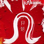 Théâtre de l'Arsenal - saison 2017-2018