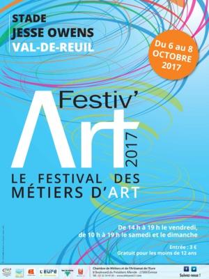 Festival des métiers d'art au Stade Jesse owens