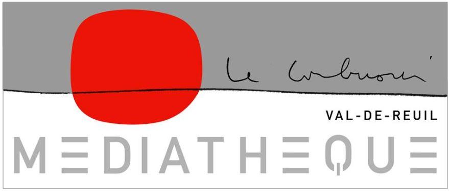 Médiathèque Le Corbusier - Val de Reuil