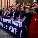 Les 36 maires de l'agglo s'opposent à la fermeture de PMF