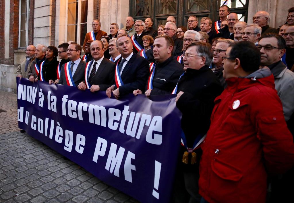 #sauvonsPMF – Pierre Mendes France doit rester ouvert !