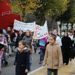 mobilisation contre la fermeture de PMF