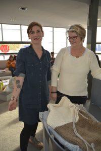 Tricot : Caroline et Patricia entre passion et partage