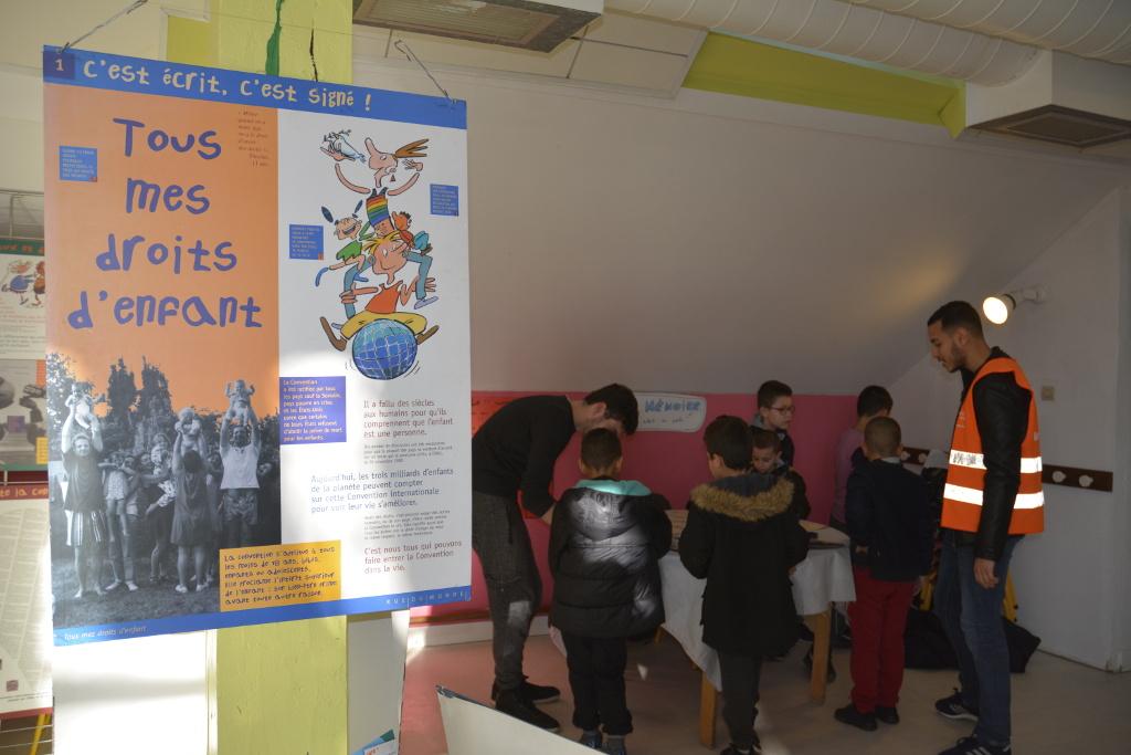 Droits de l'enfant : une journée citoyenne pour découvrir et partager