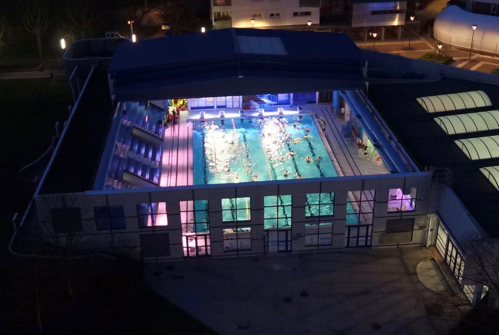La piscine se met à l'heure nordique !