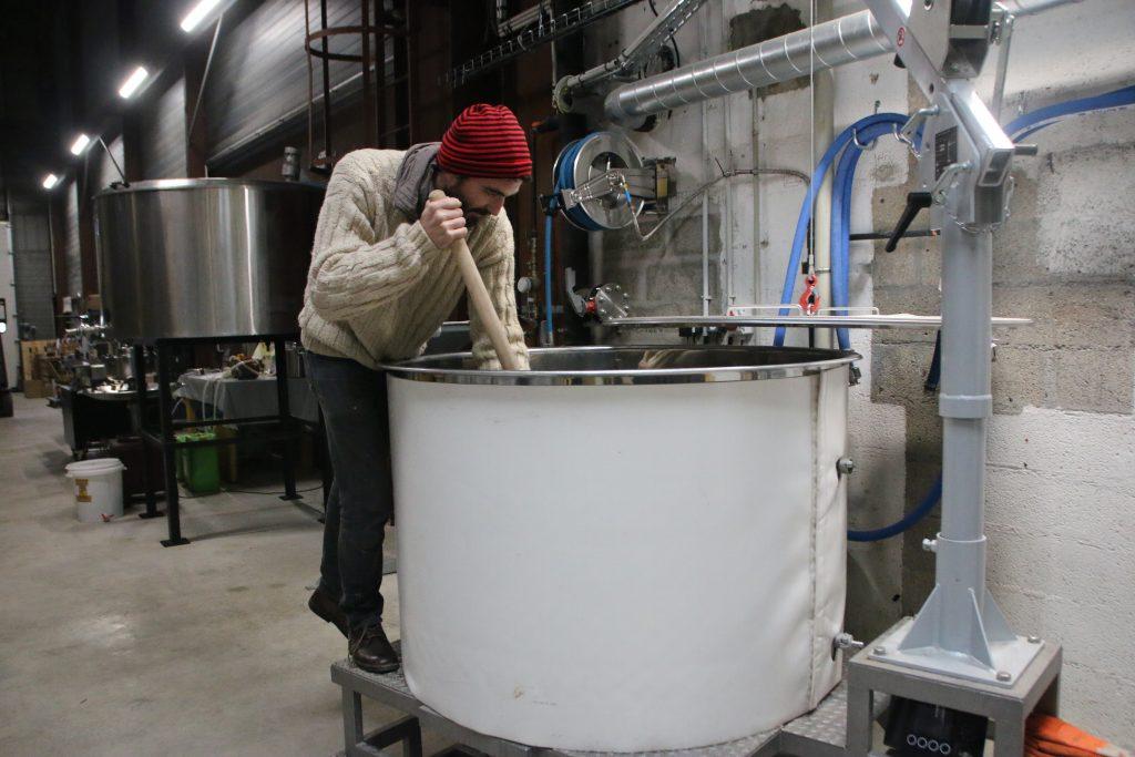 Les Deux Amants fabriquent exclusivement des bières artisanales et bios