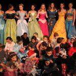 Les princesses d'un jour à la rencontre des petits Rolivalois