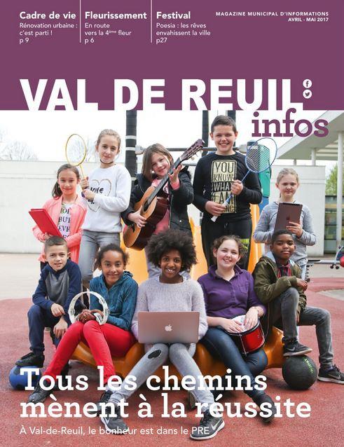 Val de Reuil_Infos N°2 Avril-Mai 2017