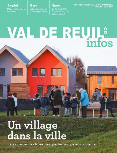 Val de Reuil_Infos N°1 Février-Mars 2017