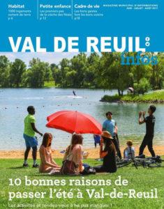 Val de Reuil Infos Juin-Juillet-Août 2017