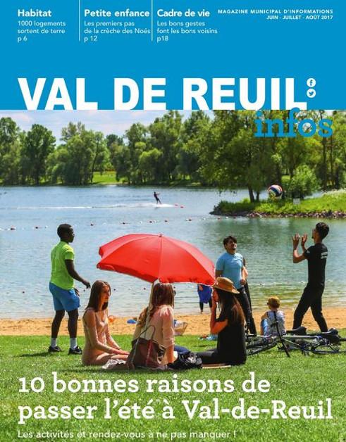 Val de Reuil_Infos N°3 Juin-Juillet-Août 2017