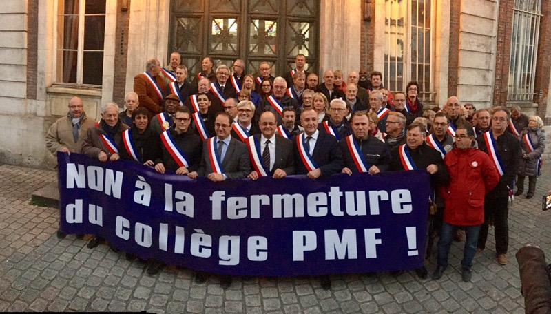 Collège PMF : l'Agglo fait une ultime proposition