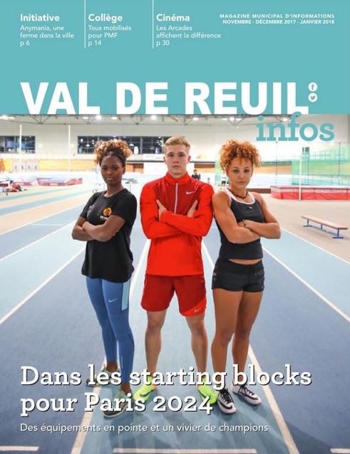 Val de Reuil_Infos N°5 Novembre-Décembre 2017 Janvier 2018
