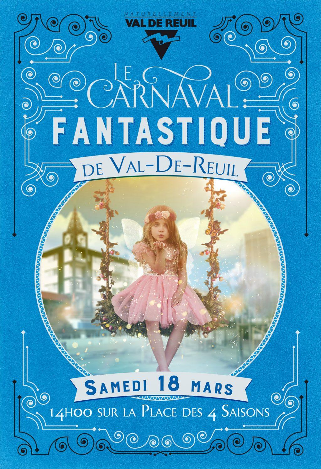 Tous mobilisés pour le carnaval!
