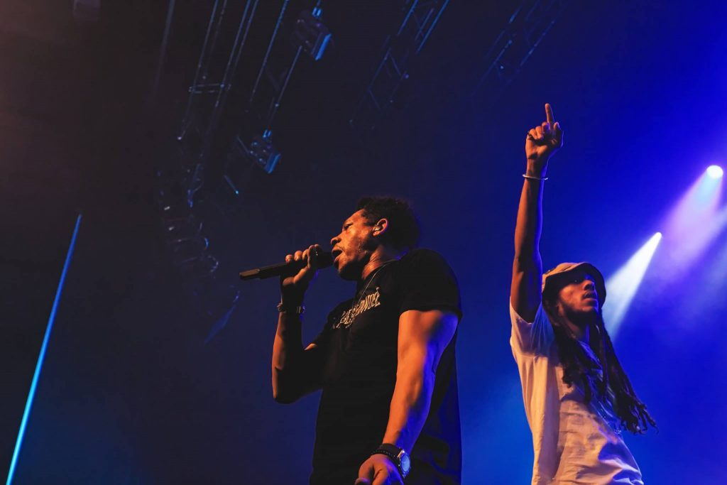 Caribbean Dandee est un groupe de hip-hop français. Formé par JoeyStarr et Nathy Boss
