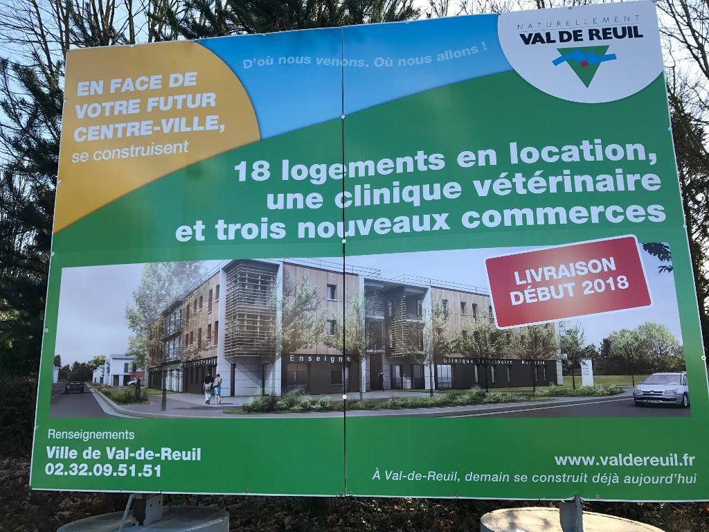 2017 année record pour l'immobilier à Val de Reuil