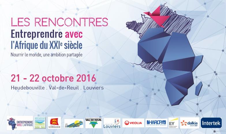 Val-de-Reuil accueille les 2èmes rencontres d'Entreprendre avec l'Afrique