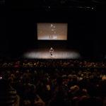 Plus de 700 personnes au théâtre de l'Arsenal hier soir