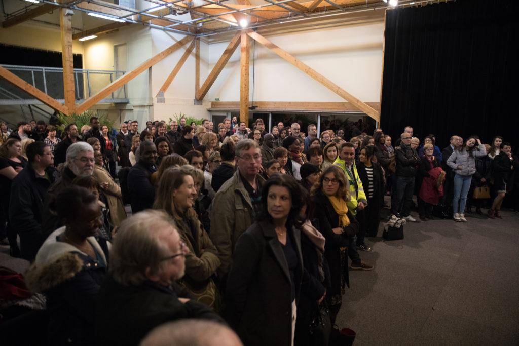 Plus de 200 agents réunis à l'Ile du Roi