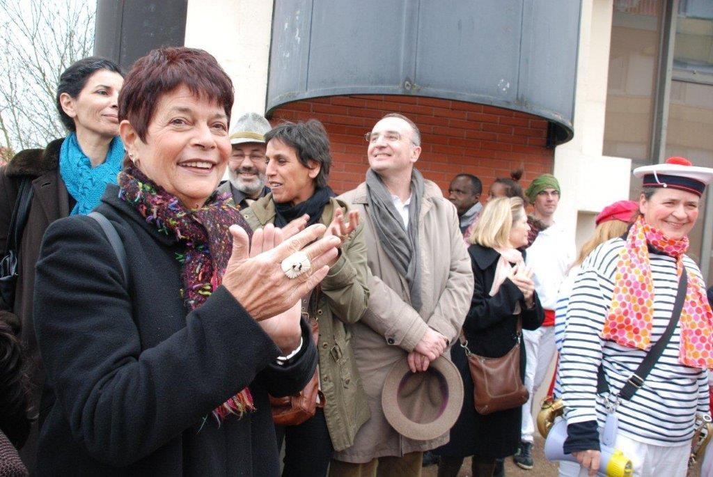 Noëlle Boudart aimait les campagnes électorales