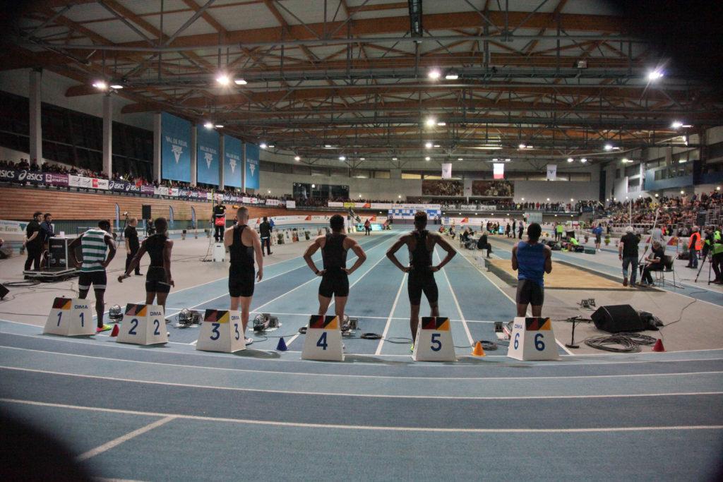 27 janvier : rendez-vous au meeting d'athlétisme à Val-de-Reuil