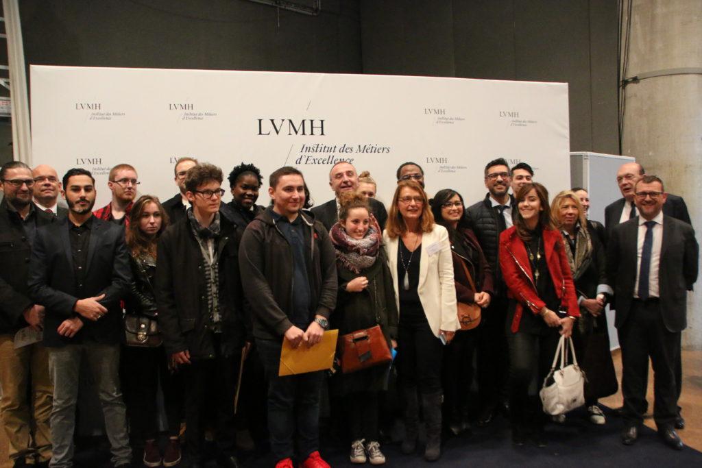 Marc-Antoine Jamet a accueilli les Rolivalois avec les maires de Clichy et Montfermeil