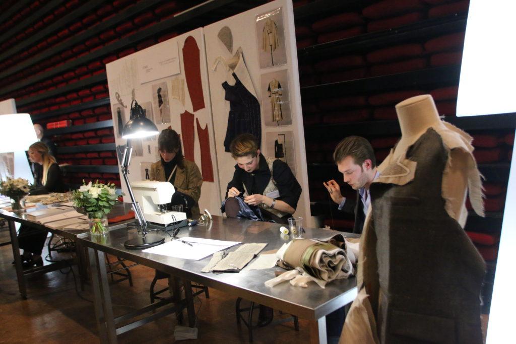 Une place dans les métiers du luxe pour les Rolivalois