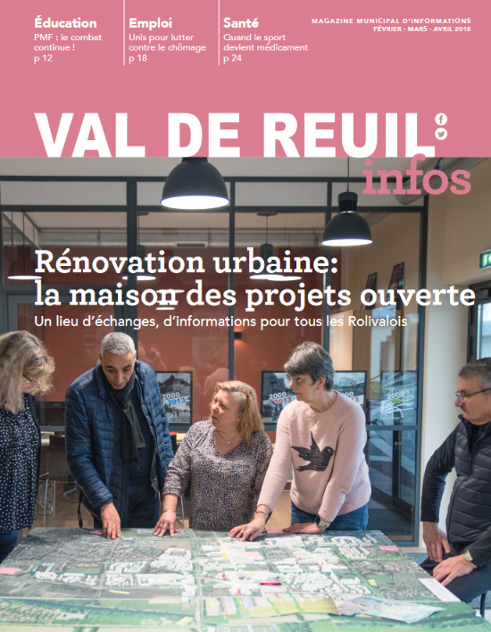 Val de Reuil_Infos N°6 Février-Mars-Avril 2018