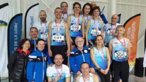 Les athlètes du VRAC sont rentrés des championnats de France avec 7 médailles