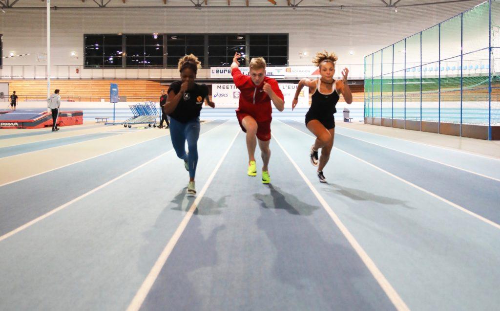 Tous aux championnats de France cadets / juniors athlétisme ce week-end !