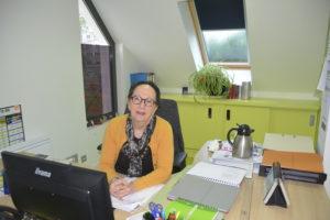 Marie-Hélène BONABAL en charge du Point d'Accès au Droit