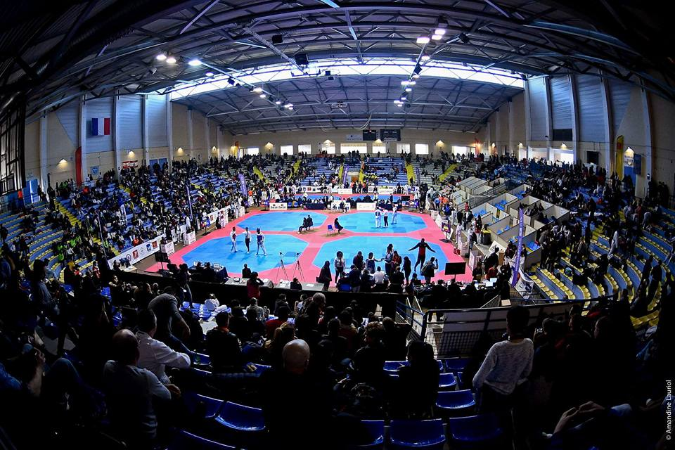 Championnat de France de Taekwendo -Mars 2018