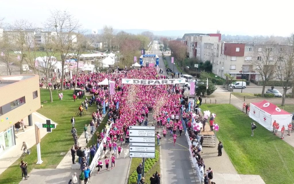 Une marée rose annoncée sur la ville le dimanche 18 mars