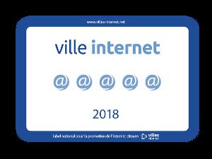 Ville internet 5@