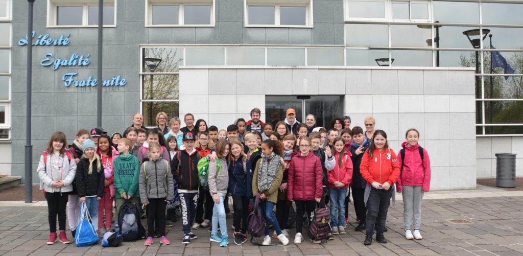 Jumelage : l'amitié franco-allemande dès l'école