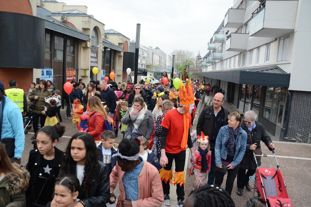 Le Carnaval 2018 en images
